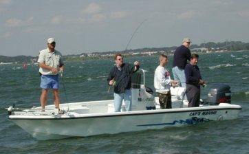 Angler data page for Fishing team names